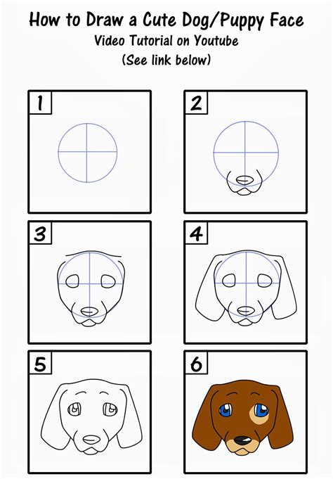 i sew cute and draw savanna williams how to draw dogs video tutorials