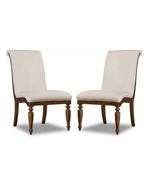Horchow Dining Chairs Horchow Dining Chairs Horchow Wood Upholstered Dining Chairs A Pair Chairish Horchow Wood