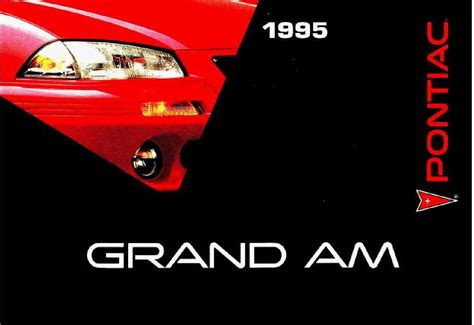 car manuals free online 2004 pontiac grand am user handbook service manual online car repair manuals free 1983 pontiac grand prix interior lighting