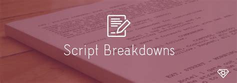 whats   script breakdown sethero