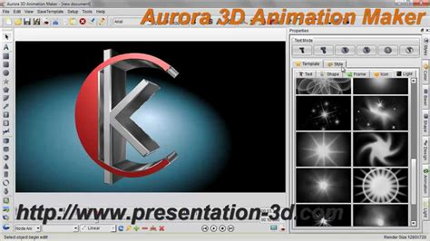 animation software text  logo animation demo