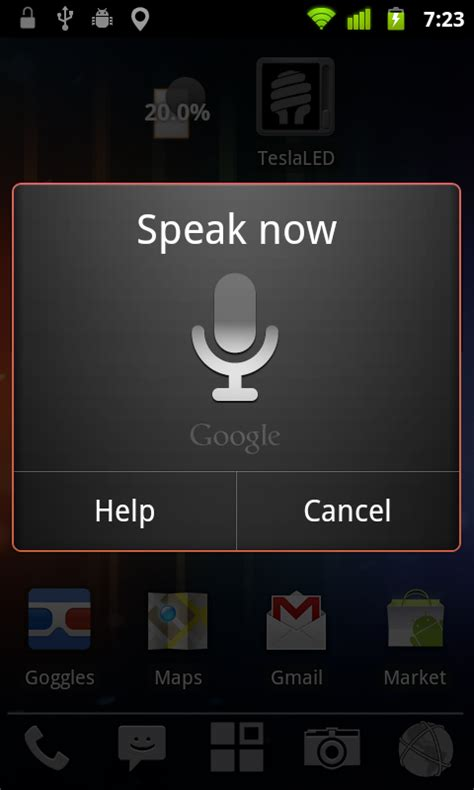 android voice commands android voice commands which most of the users are not utilizing mono live