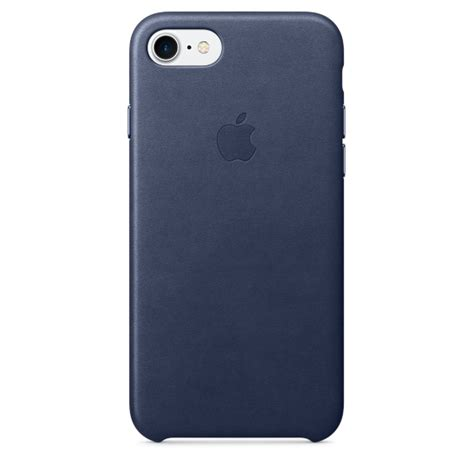 iphone 7 case iphone 7 leather case midnight blue apple