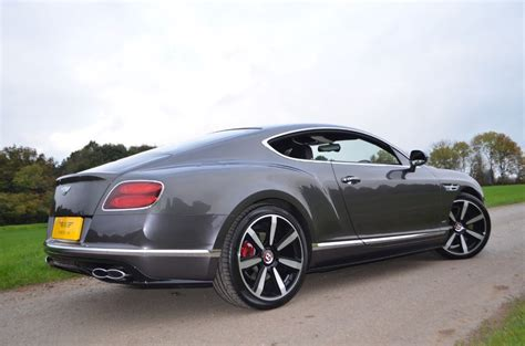 bentley grey used magnetic grey bentley continental gt for sale