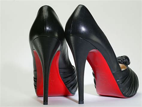 Why Is Christian Louboutin Suing Yves Laurent by Louboutin Sues Yves Laurent Soled Shoes