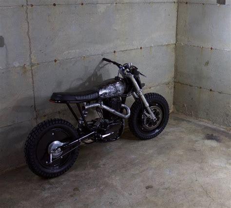 Suzuki Savage Suzuki Savage Scrambler By Droog Moto Bikebound