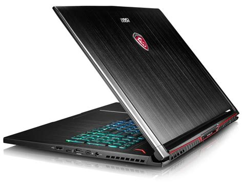 Laptop Msi Gs73vr 7rf Stealth Pro msi gs73vr 7rf stealth pro gaming laptop laptops at ebuyer