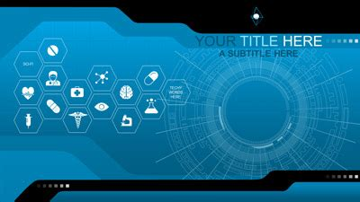 Science And Technology Powerpoint Templates At Presentermedia Com Microsoft Office Powerpoint Templates Technology