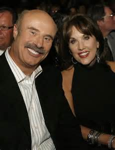 Pics photos robin mcgraw picture dr phil mcgraw and his wife robin