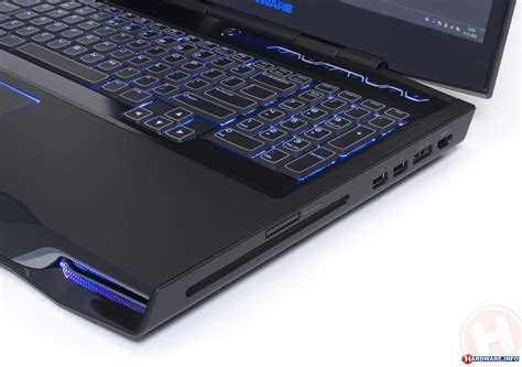 Laptop Alienware M17x R3 alienware m17x r3 een buitenaardse gaming laptop killer wireless module