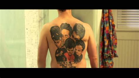 andy samberg tattoos that s my boy clip at cinemas september 7
