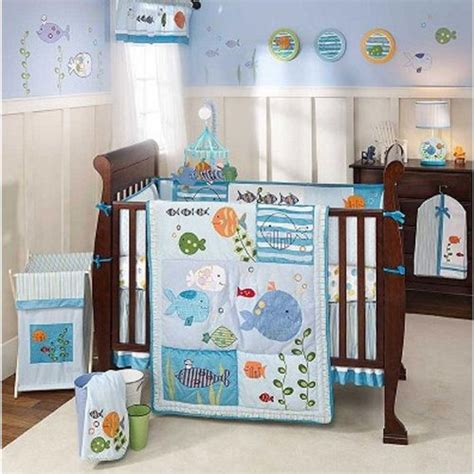 lambs and ivy baby bedding lambs and ivy under the sea baby bedding set baby bedding and accessories