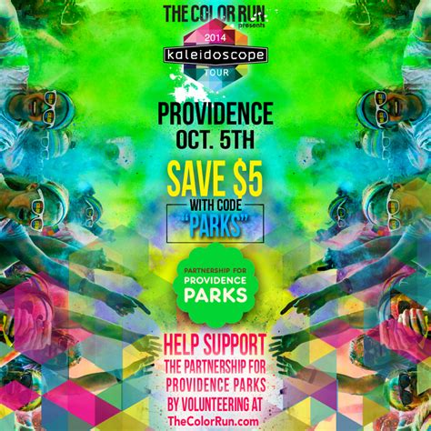 color run providence partners for providence parks an organization dedicated