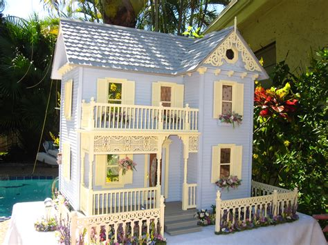 beautiful doll house dollhouses by robin carey east main street victorian dollhouse