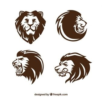 lion vectors, photos and psd files | free download