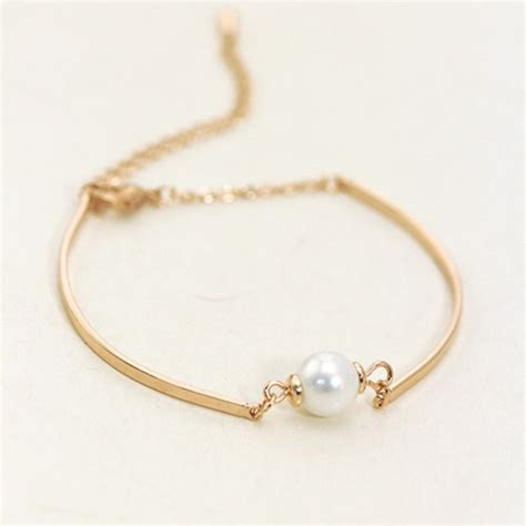Handmade Pearl Bracelets - aliexpress buy 2015 simple handmade pearl