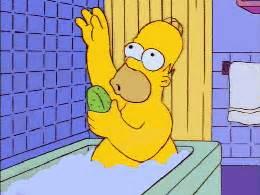 Simpsons Bathroom by Itt We Post Screens That Showcase The Visual Charisma