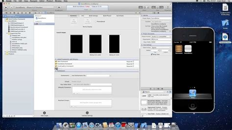 tutorial xcode iphone app how to add audio to your iphone app in xcode 4 6 2 hd