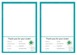 scout cookies notes free printable