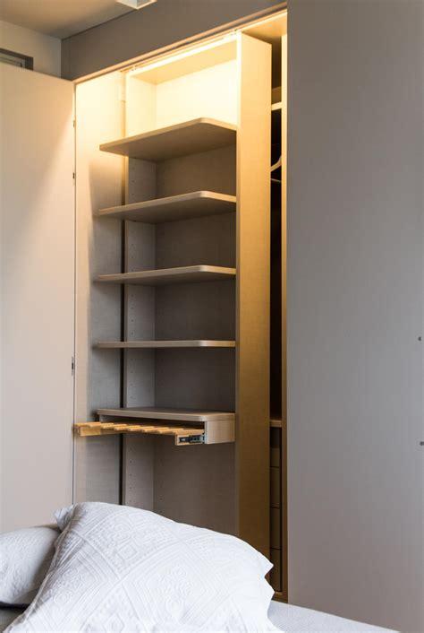 letto con cabina armadio da letto moderna con cabina armadio da letto