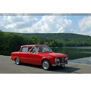 1970 Alfa Romeo Giulia Super Image Chassis Number 186006