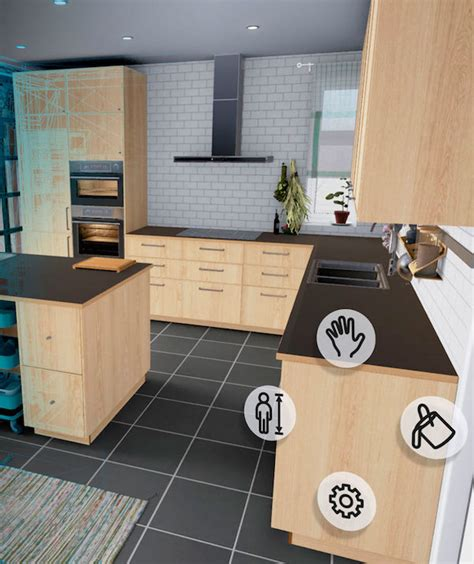 virtual kitchen designer ikea ikea uses virtual reality technology to give shoppers a