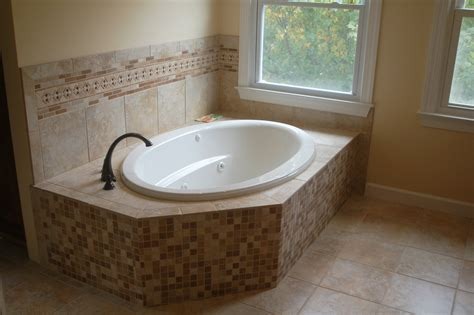 Bathroom Design: Inspiring Bathtub Surrounds For Bathroom