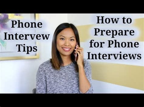 tips on how to prepare for a phone interview momenta
