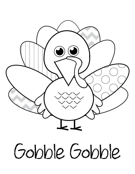 turkey coloring free thanksgiving printables thanksgiving ideas