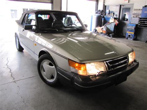 automotive air conditioning repair 1992 saab 900 transmission control 92 saab 900t convertible auto great cond new trans new top new tires cold a c