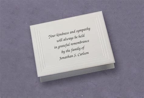 template for thank you card after funeral 26 funeral thank you cards psd ai eps free