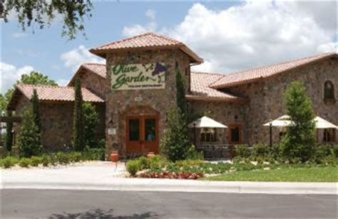 Olive Garden Lufkin by The Coldwell Banker Commercial Capital Advisors Track Record