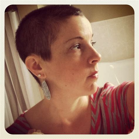 how to look feminine with a crew cut a better dream quot uh ma quot