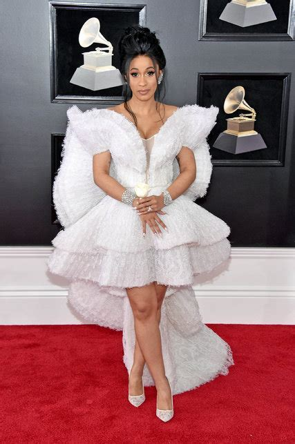 Karpet New 2018 2018 grammys carpet photos cardi b gaga and