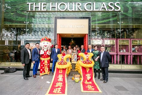 new year singapore 2016 events the hour glass celebrates new year in singapore