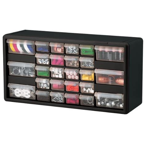 akro mils 10126 26 drawer plastic parts storage hardware