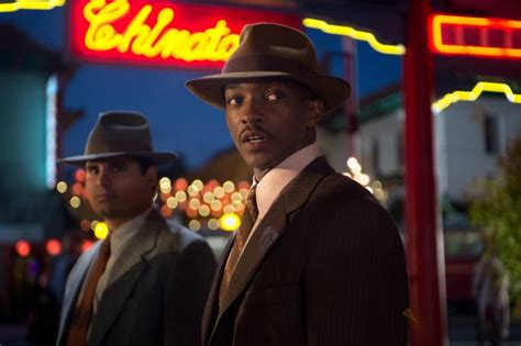film gangster recent anthony mackie gets gangster in new film ny daily news