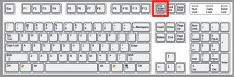 keyboard layout button missing how to take a screenshot windows