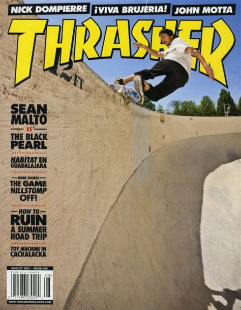 7 Of My Favorite Magazines by Scribble Junkies Favorite Thrasher Covers