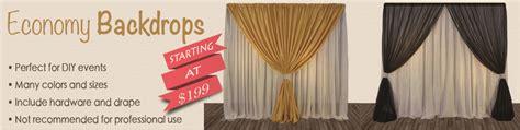Cheap Wedding Backdrop Kits by Cheap Wedding Backdrop Kits Cheap Backdrops For Sale