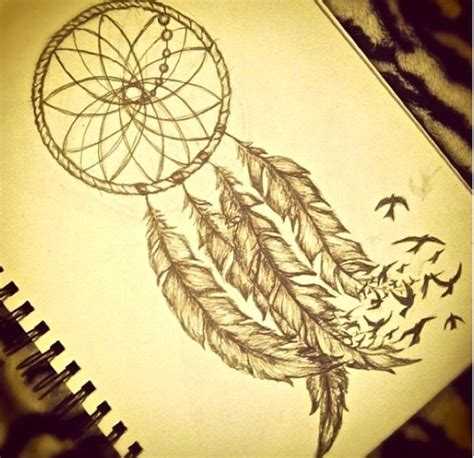 dreamcatcher tattoo designs with birds i want a dream catcher tattoo art pinterest dream