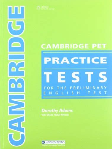practice tests for cambridge 140806152x cambridge practice tests teacher book cambridge pet practice tests by dorothy adams diane