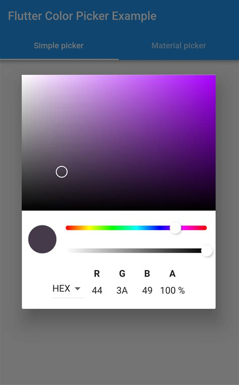 hsv color picker a hsv color picker inspired by chrome devtools and a