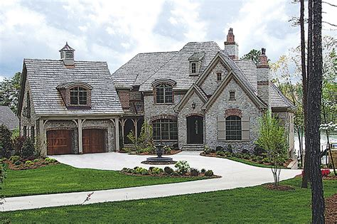 european style house plan 4 beds 5 5 baths 5831 sq ft