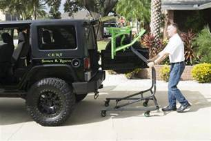 Jeep Top Lift Jeep Hardtop Hoist What Sets Us Apart Toplift Pros