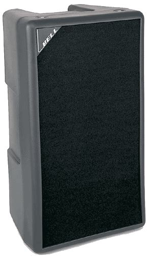 Sound System Bell Up bell 3 way fullrange speaker system v4 400 bell audio store