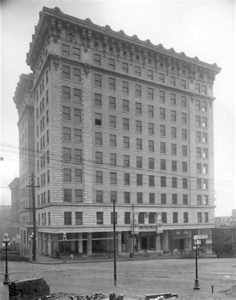 Frye Hotel celebrates 100 years - fourteen as low-income ... W G Clark Construction