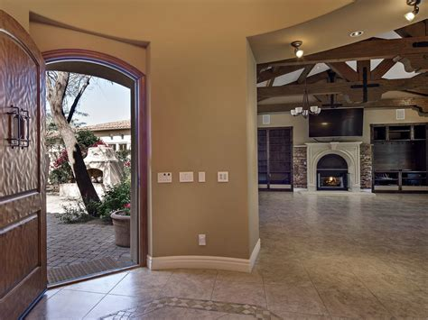 foyer guard scottsdale luxury home for sale in guard gated golf