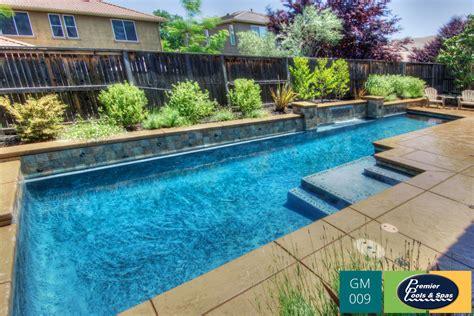 geometric pools geometric swimming pools premier pools spas
