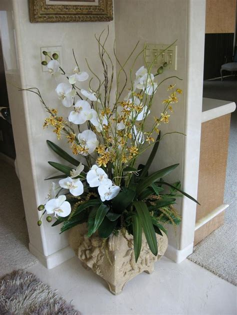 flowers for home decor 25 best ideas about artificial plants on